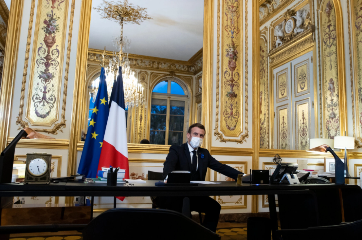 Why is the French Government Feuding with the New York Times?