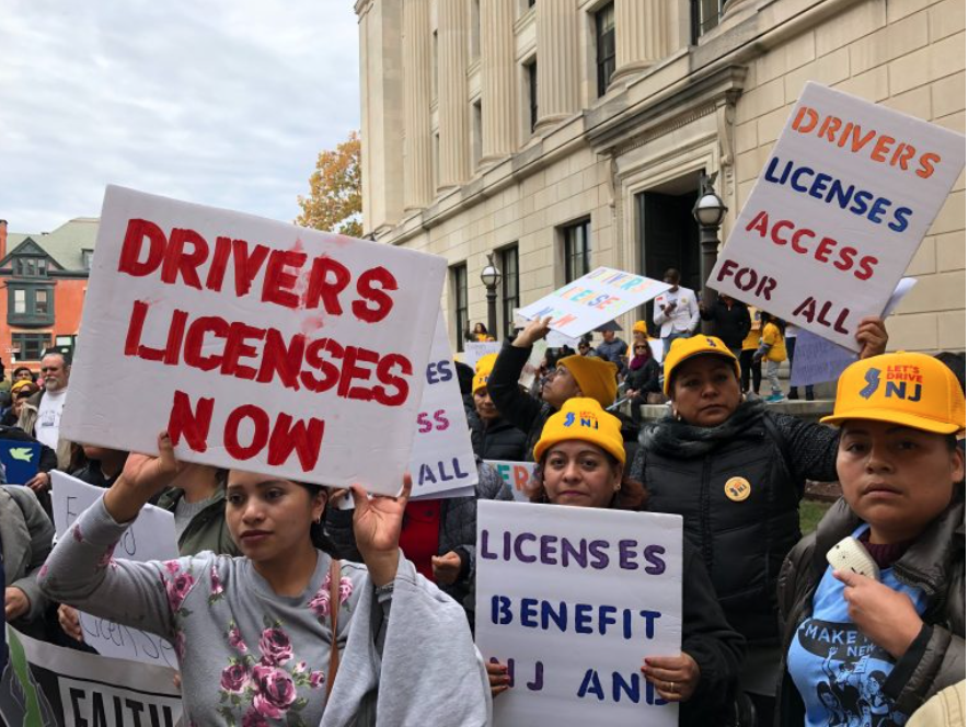 Undocumented Immigrants Fight for Driver's Licenses in PA: Interrupting the Carceral Pathway from Traffic Stop to Deportation